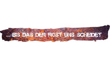 Aufkleber - BIS DAS DER ROST UNS SCHEIDET (5)