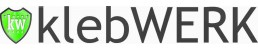 klebWERK GmbH  Shop